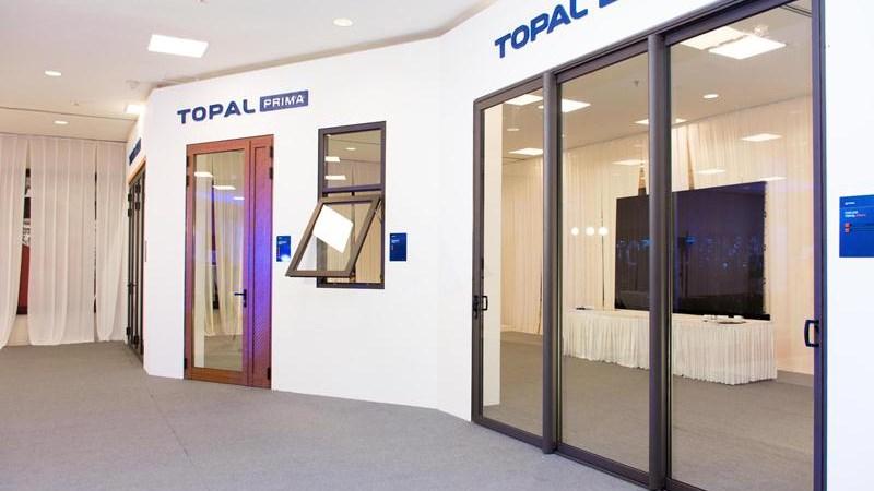 Cửa Nhôm Topal